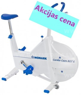Velotrenažieris Monark Cardio Care 827E