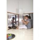 Akrila spogulis 125 x 245 cm