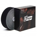 Kinezioloģiskais teips - K-Tape ® XXL - melna 22m