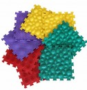 Orto Puzzle paklājiņu komplekts SAVANNA