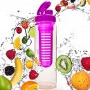 Sporta pudele FruitInfusior Pink 700 ml