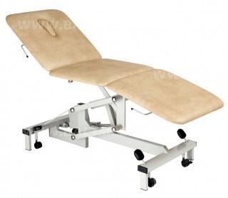 3 sekciju masāžas galds Modelis 503