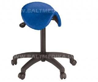 Sedlveida krēsls (Saddle)